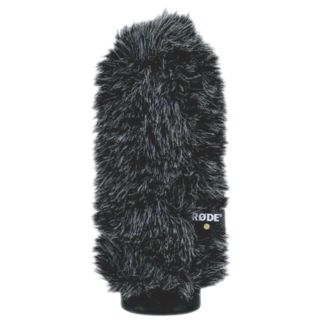 Rode WS7 Deluxe Windshield For NTG-3 Shotgun Microphone Product Image