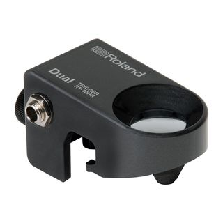 Roland Acoustic Drum Trigger RT-30HR, Dual Product Image