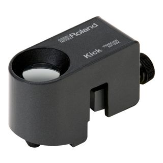 Roland Acoustic Drum Trigger RT-30K, Kick Product Image