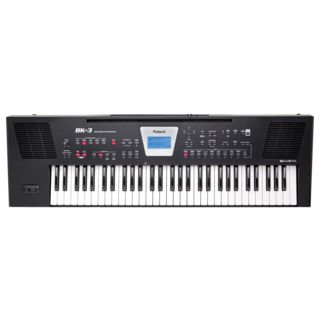 Roland BK-3 Backing Keyboard Product Image