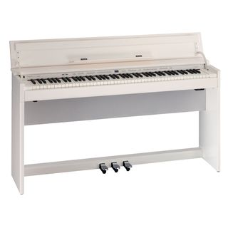 Roland DP 90Se PW Digital Piano Polished White Produktbillede