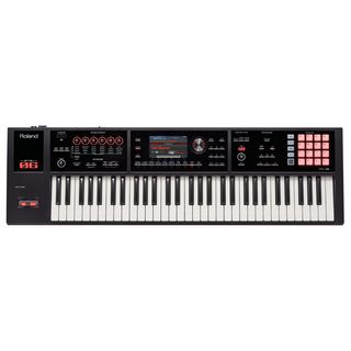 Roland FA-06 Synthesizer Workstation Produktbillede