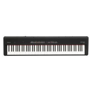 Roland FP-50 Digital Piano Black Produktbillede