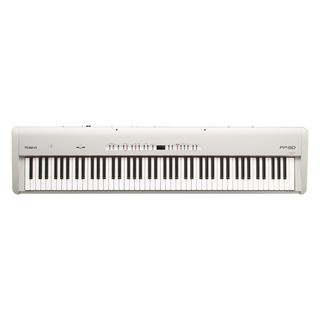 Roland FP-50 WH Stage Piano White Produktbillede