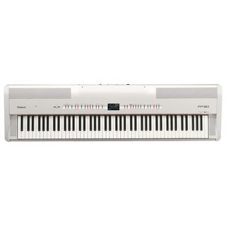 Roland FP-80 WH Stage Piano White Product Image