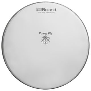 "Roland Mesh Head MH2-22BD, Gewebefell 22"", PowerPly Product Image"