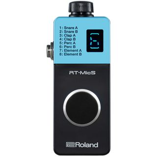 Roland RT-MicS Hybrid Drum Modul Product Image