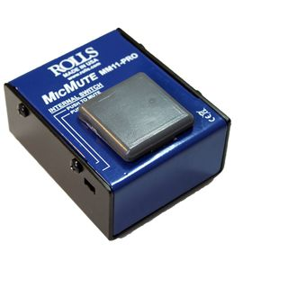 Rolls MM11 Pro MicMute/MicTalk-Switch Product Image