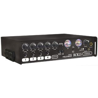 Rolls Mx - 422 4-Channel Mic/Line PreAmp, sym. Product Image