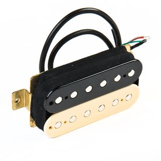 Roswell Pickups HBBC-N4 Hot Link Humbucker Neck Zebra Product Image