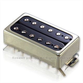 Roswell Pickups LGA-B Alnico V Bridge Nickel Product Image