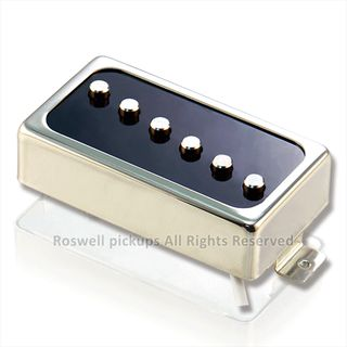 Roswell Pickups LGS10-B Single Coil Bridge Nickel Product Image
