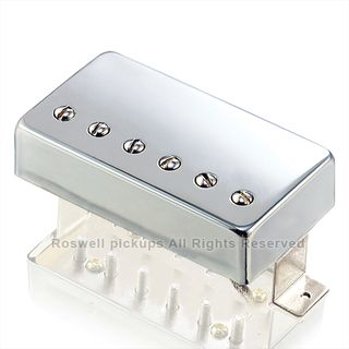 Roswell Pickups LVS-B Alnico II Humbucker Bridge Chrome Product Image