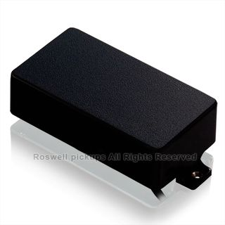 Roswell Pickups LZ51N Active Humbucker Alnico V Neck Black Product Image