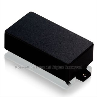 Roswell Pickups LZ56B Active Humbucker Ceramic Bridge Black Product Image
