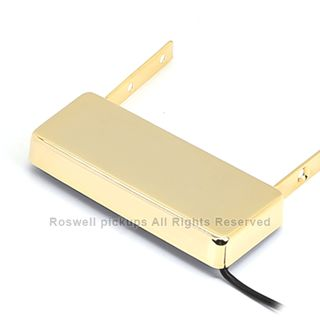 Roswell Pickups MHB9 Floating Humbucker Gold Product Image