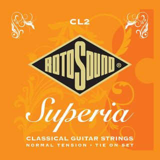 Rotosound CL2 Superia Classical   Normal Tension Product Image