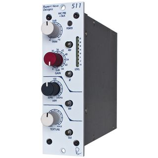 Rupert Neve Designs Portico 511 Preamp for the 500 Series Изображение товара