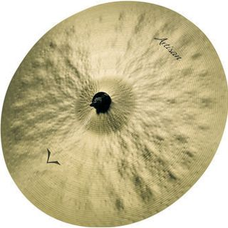 "Sabian Vault Artisan Medium Ride 20"" Brilliant Product Image"