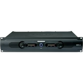 Samson Servo 200 Power Amplifier    Product Image