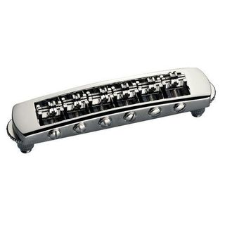 Schaller SC Bridge,STM Rollerbridge Nickel 3-D verstellbar Product Image