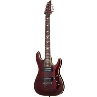 Schecter Omen Extreme-7 Black Cherry Product Image