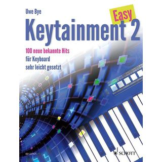Schott Music Easy Keytainment 2 Product Image