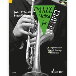 Schott Music The Jazz Method for Trumpet Εικόνα προιόντος