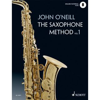 Schott Music The Saxophone Method 1 Product Image