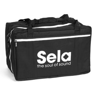 Sela Cajon Bag, Nylon, black Product Image
