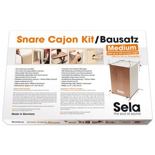 Sela Snare Cajon Assembly Kit medium Product Image