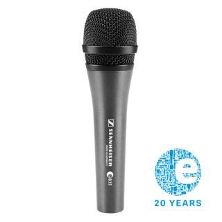 Sennheiser e 835 Evolution dynamic Microphone, cardioid Product Image