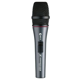 Sennheiser E 865 S Evolution Mic Condenser, Switch Product Image