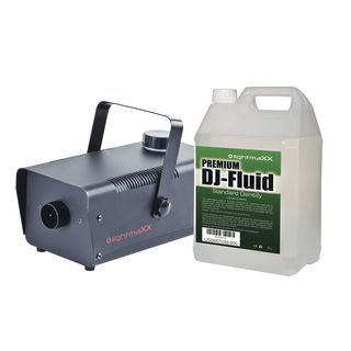 SET LightmaXX Club Fog 800 inkl. 5L Fluid Produktbild