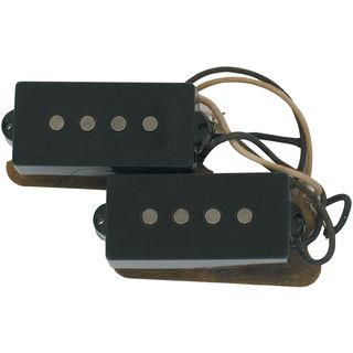 Seymour Duncan SANTII-PPB Antiquity 2P-Bass Black Pride 2-phase Product Image