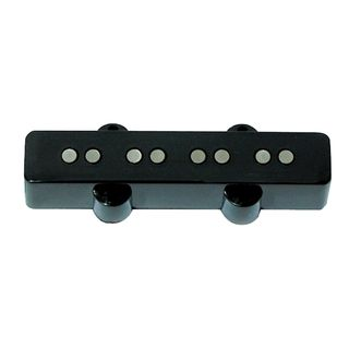 Seymour Duncan SSJB-1B BLK Vintage Jazz Bass Bridge Black 2-phase Immagine prodotto