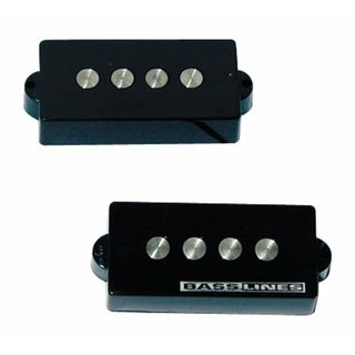 Seymour Duncan SSPB-3 Quarter Pound P-Bass Black 2-phase Изображение товара