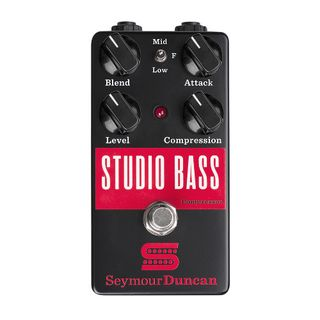 Seymour Duncan Studio Bass Compressor Product Image