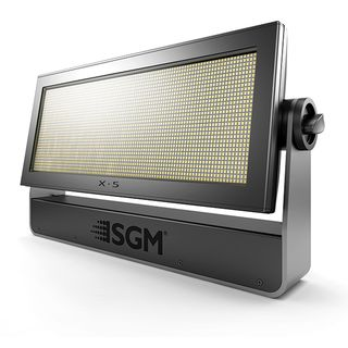 SGM X 5 LED White Light Strobe 120°, 2970 W-LEDs, 5600K Product Image