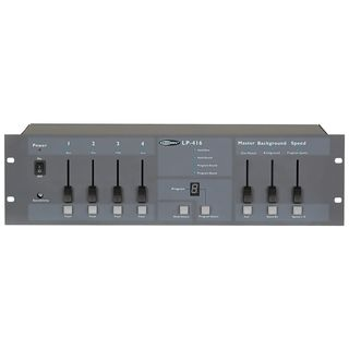 Showtec Lite 4 Power MK II LP-416 Chaser !Ohne Bulgin! Product Image