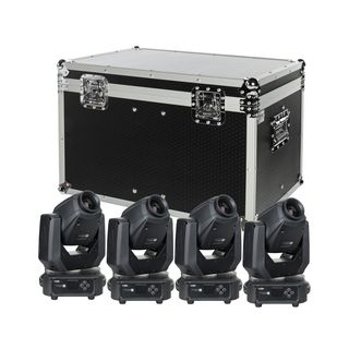 Showtec Phantom Spot 65 + Case 4 - Set Product Image