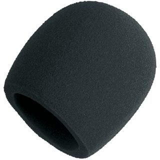 Shure A58WS-BLK Windshield in  Black    Product Image
