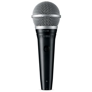 Shure PGA48-XLR Dynamic Microphone with Cable Product Image