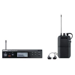 Shure PSM 300 System P3TR112GR, T11 with Plastic Reciever+SE112 Product Image