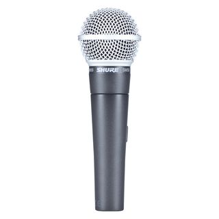 Shure SM 58 SE with Switch dynamic Microphone Product Image