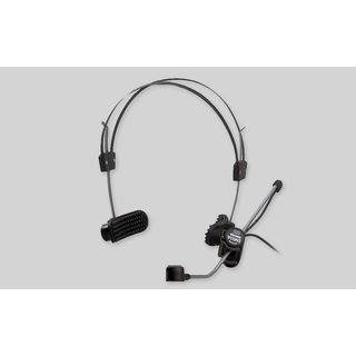 Shure SM10A-CN Headworn Dynamic Cardioid Microphone Product Image