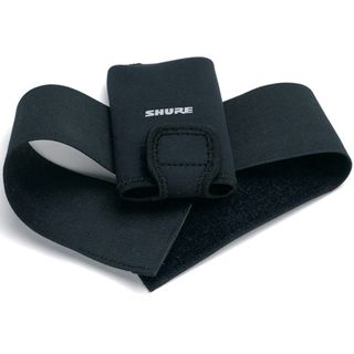 Shure WA580 black Belt Pouch for Pocket Transmitter Product Image