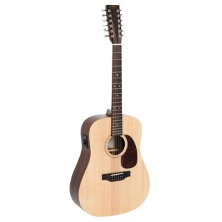 Sigma Guitars DM12E 12-String Natural Satin Product Image