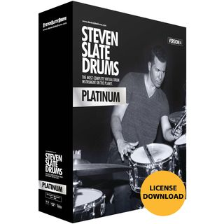 Slate Digital 4.0 Platinum Virtual Drum Instrument Product Image