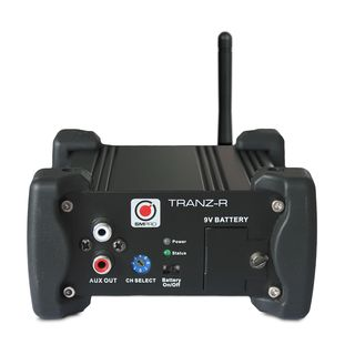 SM Pro Audio Tranz Transwithter Wireless Stereo DI Transwithter Product Image